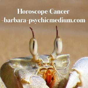 Cancer Free Horoscope 2020 - Barbara's Psychic Mediums