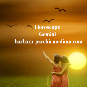 Gemini Free Horoscope 2020 - Barbara's Psychic Mediums