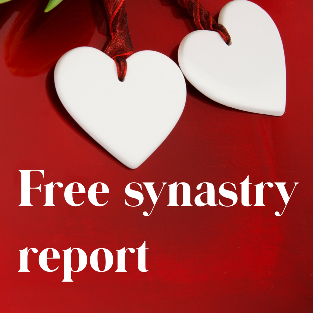 free synastry report